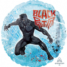 "Black Panther Foil Balloon (18"") 1pc"